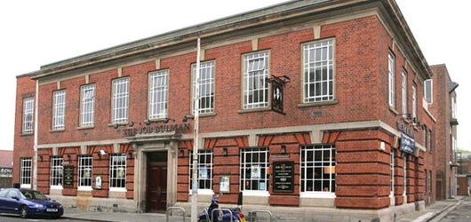 The Job Bulman, Gosforth,Newcastle upon Tyne | Our Pubs | J D Wetherspoon. the old post office.