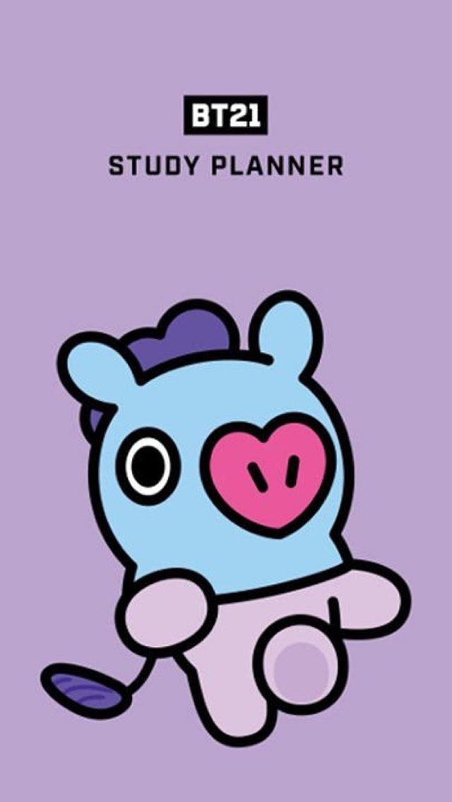 Stiker Koya Bt21 Bts Sticker By One It Bts Drawings Bts Fanart Cute Cartoon Wallpapers