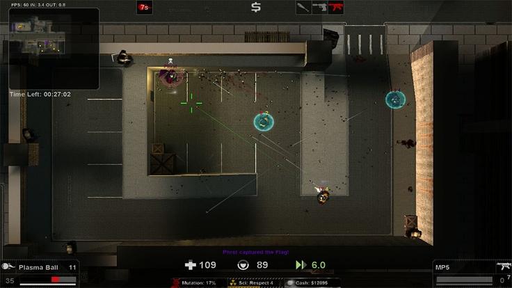Subvein [top down shooter] [free] http://www.pixelprospector.com/subvein/