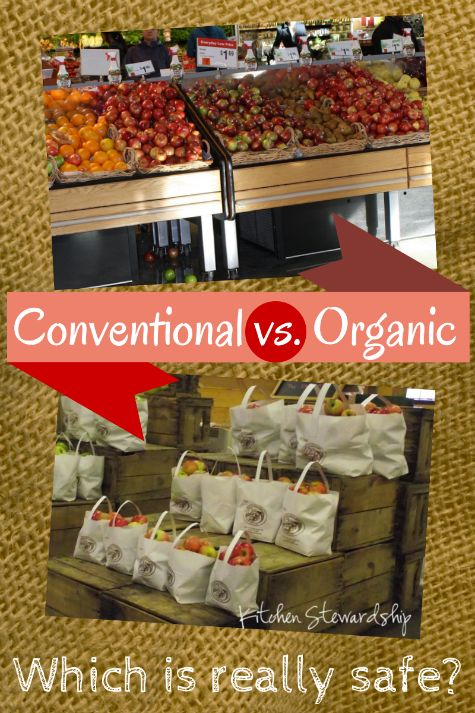 organic food vs conventional food Certified organic food certified organic products are generally more expensive than their conventional counterparts (for which prices have been declining) for a.