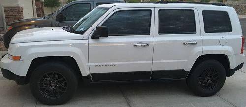 2012 Jeep Patriot -  El Paso, TX #7954730853 Oncedriven