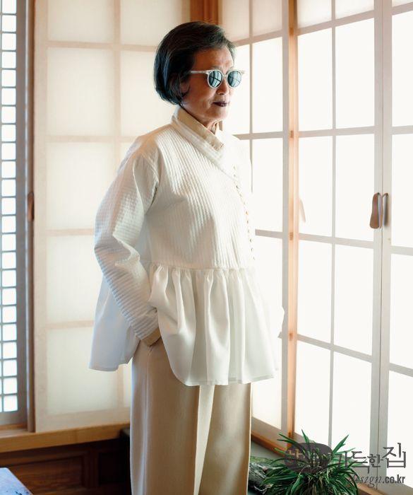 modernized hanbok by designer jinteok(jintaeok) #hanbok