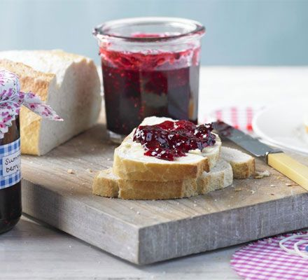 8 'Summer in a Jar' Jam Recipes