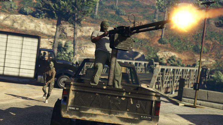 Seria A z Tostami w GTA Online
