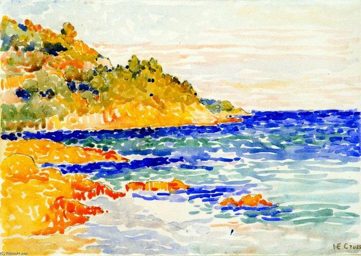 Image result for Henri-Edmond Cross (1856–1910)