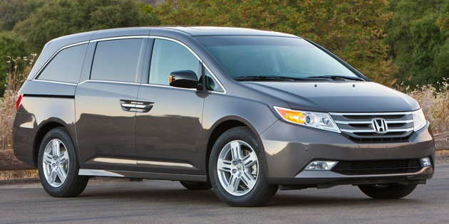 Ever notice a car.. and the name of if makes you think of the game? Yep - Honda ODYSSEY #MVK-Cars