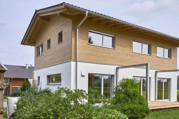 Haus bauen preise ber holzh user und fertigh user auf for Haus bauen preise