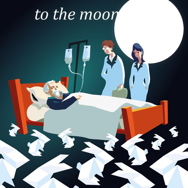 """To the Moon,"" an indie game with such a beautiful, bittersweet story that can make a grown man cry."