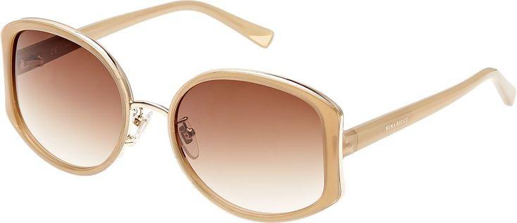Online Marketing: Nina Ricci Oval Women's Sunglasses - SNR054-560T93...