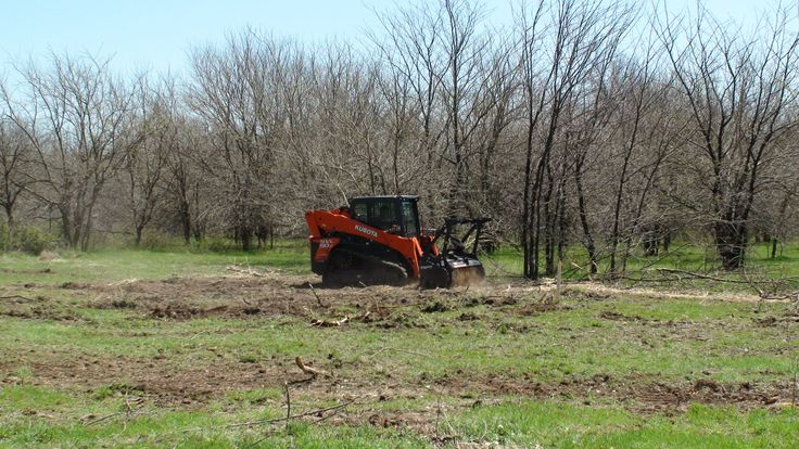 Looking for a better way to manage trees try a kubota