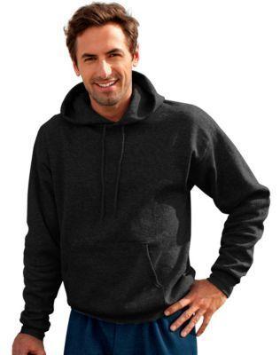 Hanes Big & Tall ComfortBlend® EcoSmart® Pullover Hoodie Sweatshirt, Men's, Size: 3XL, Deep Forest