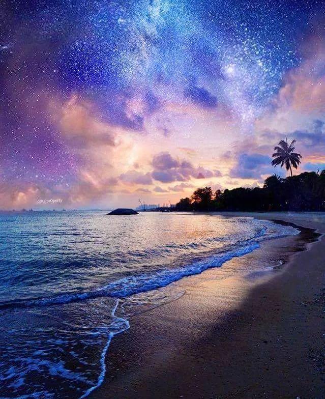 Photo : Bonne soirée à tous ⭐❄⭐