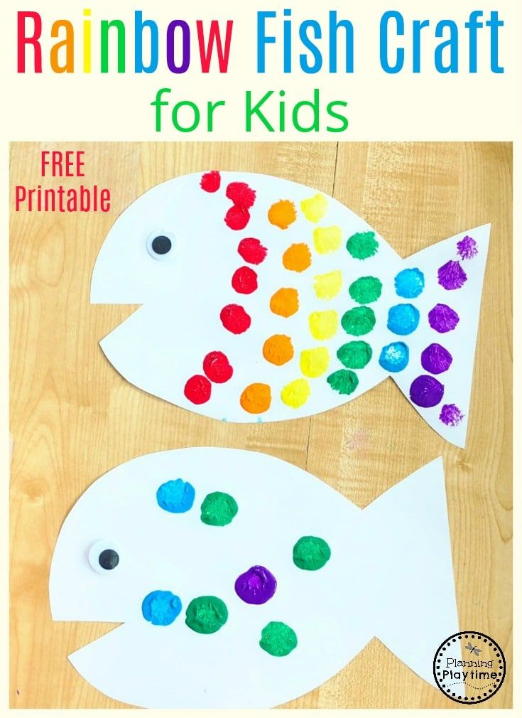 free arts and crafts for kids