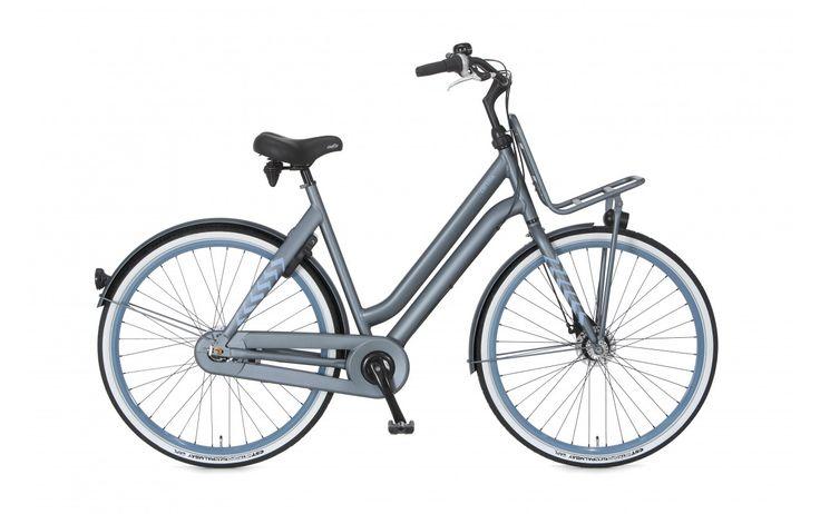 Rower Damski Miejski Cortina Crusch R7. Solidne rysy ramy przyciągają oko i nie tylko sprawiają wrażenie niezawodności. Rower wyposażony jest w niezawodny osprzęt, który gwarantuje jakość i zadowolenie z jazdy. http://damelo.pl/damskie-rowery-miejskie-stylowe/800-row.html