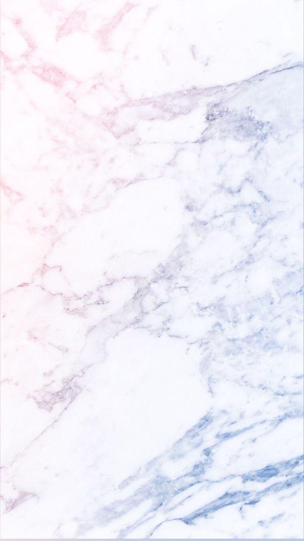 iPhone wallpaper serenity rose quartz Pantone 2016 marble