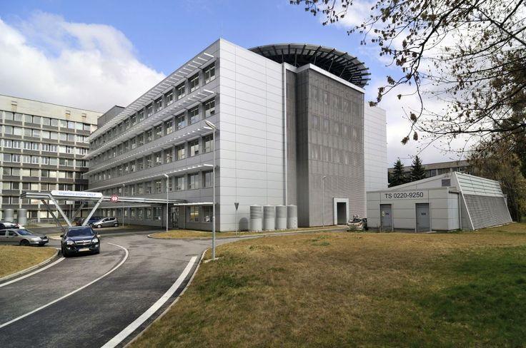 Pri výstavbe urgnentého príjmu v Univerzitnej nemocnici L. Pasteura v Košiciach…