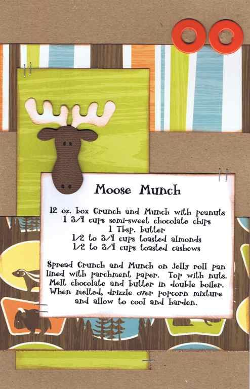 Paper Cottage: Recipe Kit of the Week - 08/15/2011