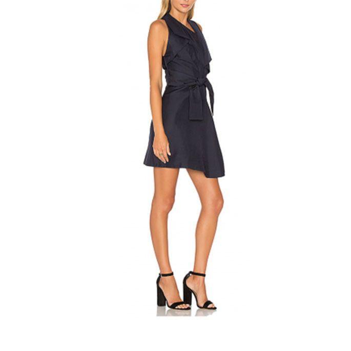 Acler - Mercer Dress Midnight