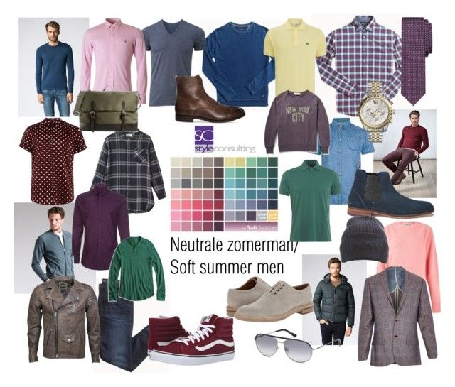 26 best images about Het neutrale zomertype (man). Soft ...