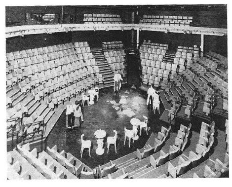 Proscenium stage, Thrust theatre stage, End Stage, Arena Stage, Flexible theatre…