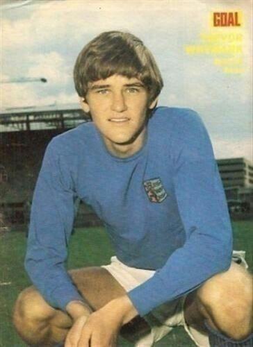 Trevor Whymark Ipswich