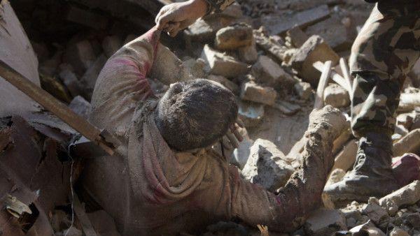 Zemětřesení v Nepálu - 6