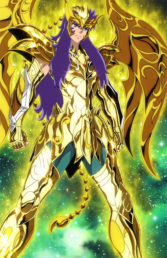 Scorpio Milo - Soul of Gold