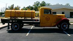 side (liberalmind1012) Tags: oklahoma truck shell oil owasso