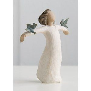 Enhance the #decor of any room with #figurines in #whit by. http://bit.ly/1rpo5AL