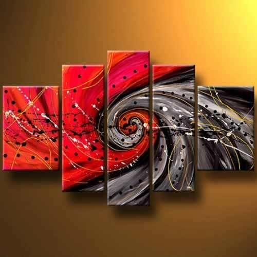 cuadros-abstractos-modernos-en-acrilico-texturados-relieves-6298-MLA56573577_7161-O.jpg (500×500)