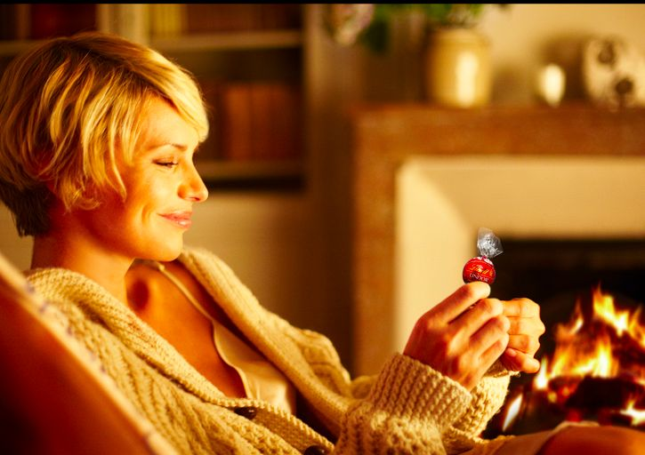 lindt advert 2013 model - Google Search | Short hair ...