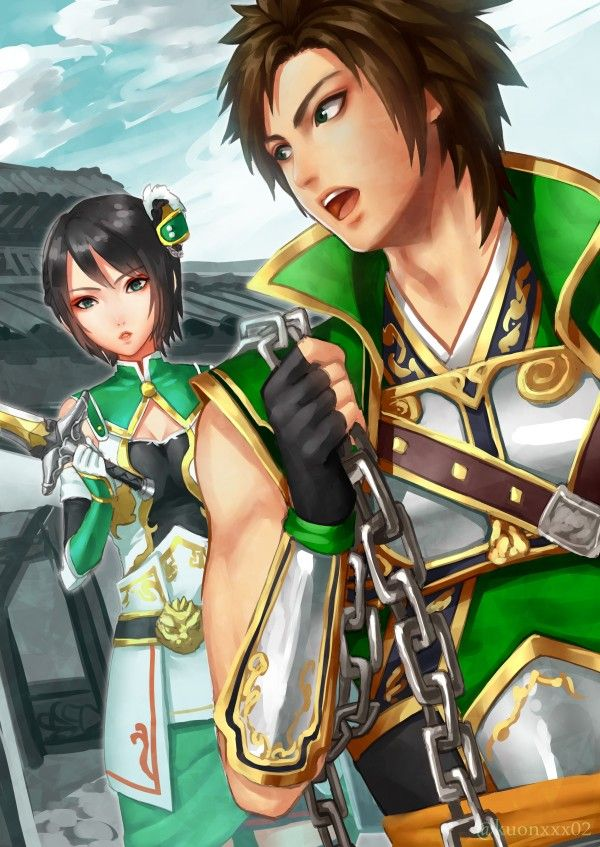 Zhang Bao Xingcai | Dynasty warriors in 2019 | Dynasty ...