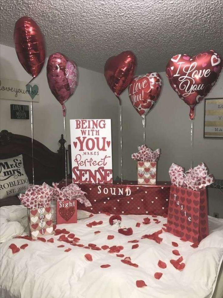 Verwonderend verjaardagsverrassing top romantische verrassingsideeën voor haar EY-89