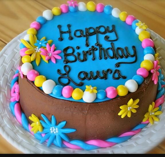 505 Best Happy Birthday Names Images On Pinterest Names