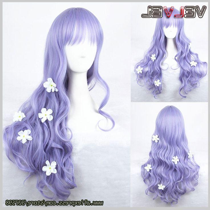 27.26$  Watch now - https://alitems.com/g/1e8d114494b01f4c715516525dc3e8/?i=5&ulp=https%3A%2F%2Fwww.aliexpress.com%2Fitem%2FFashion-Ombre-Wig-Lolita-Harajuku-Wigs-Light-Purple-Mix-Multi-colored-Long-Curly-Gradient-Hair-Wigs%2F32687677852.html - Fashion Ombre Wig Lolita Harajuku Wigs Light Purple Mix Multi-colored Long Curly Gradient Hair Wigs+Free wig cap