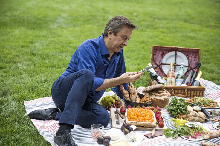 Daniel Boulud's Picture-Perfect French Picnic photo