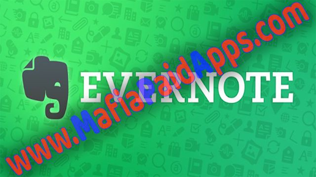 """Evernote - stay organized v7.17_beta2 [Premium]    Evernote - stay organized Apk  Evernote - stay organized[Premium] is a ProductivityApplicationfor Android  Download last version ofEvernote - stay organized[Premium] APK for Android fromMafiaPaidAppswith direct link  """"Use Evernote as the place you put everything  Dont ask yourself which device its onits in Evernote""""  The New York Times  When it comes to taking all manner of notes and getting work done Evernote is an indispensable tool.  PC…"""