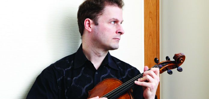 """What is your advice for improving the sound production on a viola?"" We threw the question over to acclaimed international violist, Misha Amory."