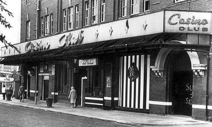Wigan Casino - home of Northern Soul, and where my parents met.