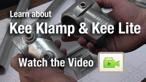 Kee Klamp Pipe Fittings - Buy Online, Full Selection - Simplified Building, Kee Klamp, Railings, Connectors and Structural Solutions,