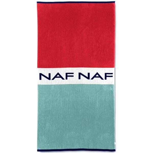 Ręcznik plażowy NAF NAF CATALINA - ręcznik plażowy vintage - NieMaJakwDomu