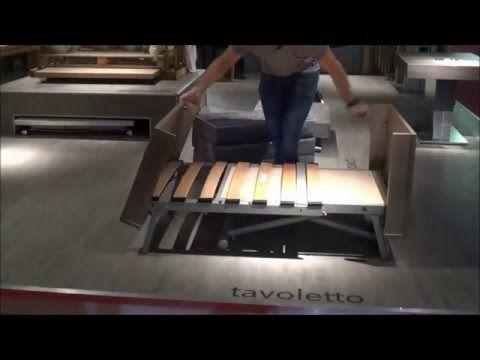 Tavolo Tavoletto altacom - Tavolo trasformabile - Progetto Sedia