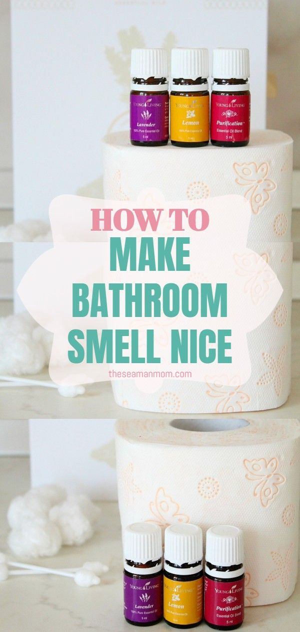 Does Your Bathroom Smell Good All The Time In This Short But Sweet And Scented Lol Article I Ll Show You T Bathroom Smells Cleaning Hacks Deep Cleaning Tips