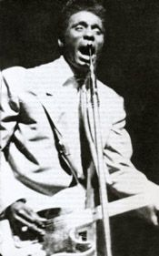 "2007 ♦ Eddy ""Guitar Slim"" Jones (1926 - 1959) - New Orleans blues guitarist, from the 1940s and 1950s, best known for the million-selling song, produced by Johnny Vincent at Specialty Records, ""The Things That I Used to Do""."