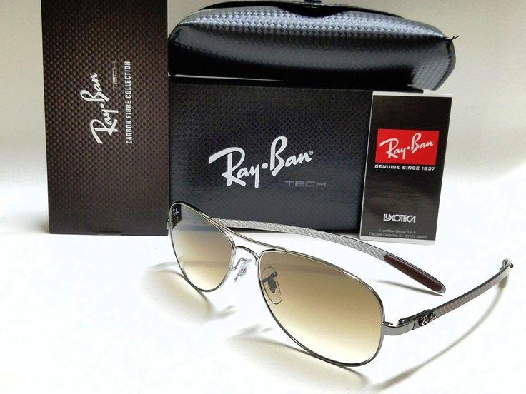 d908c4854d2 ... ray ban rb8302 tech carbon fibre gold  authentic ray ban tech carbon  fibre rb8301 004 ...