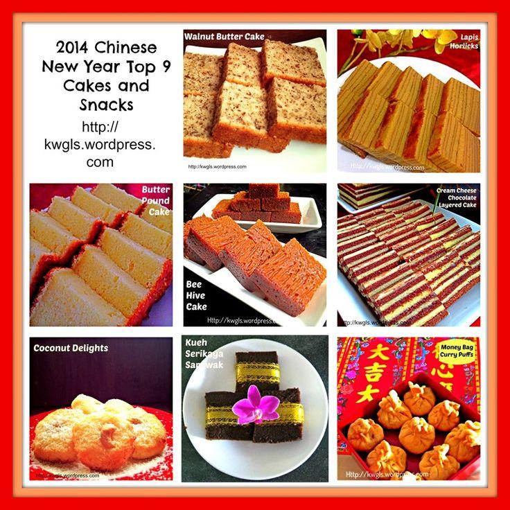Chinese New Year Cake 21