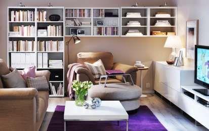 Arredamento casa low cost - Soggiorno low cost Ikea