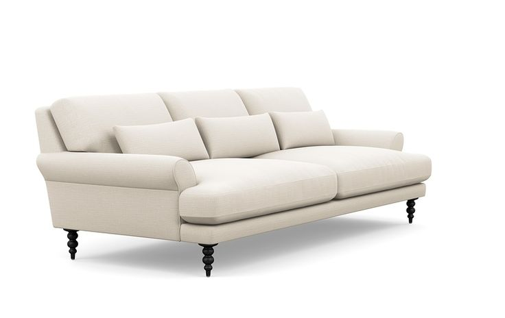 Maxwell sofa - Interior Define. Literally the perfect sofa! I want this!