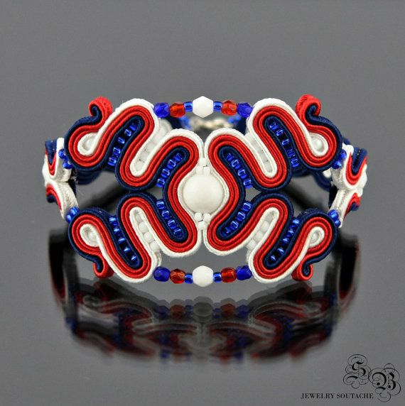 Hey, I found this really awesome Etsy listing at https://www.etsy.com/listing/237425787/soutache-braceletsoutache