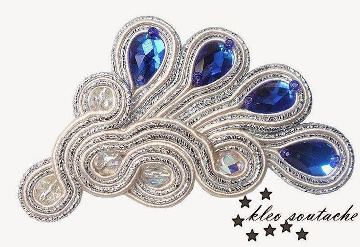 Kleo trenza / soutache joyas